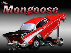 "Tom ""The Mongoose"" McEwen's '57 Chevy"