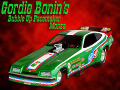 Gordie Bonin's Bubble-Up Pacemaker Monza