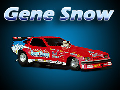 "Gene ""The Snowman"" Snow's Monza"