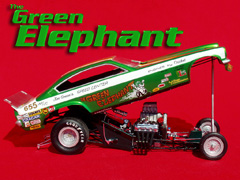 Jim Green's Green Elephant Vega