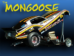 "Tom ""The Mongoose"" McEwen's Corvette"