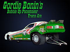 Gordie Bonin's Bubble-Up Pacemaker Trans Am